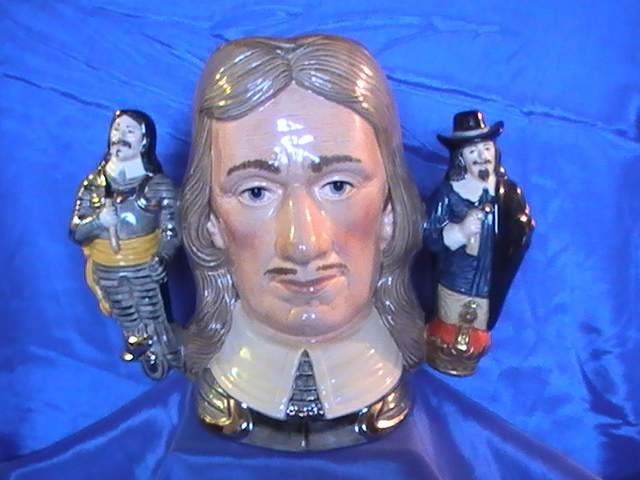 Royal Doulton Oliver Cromwell